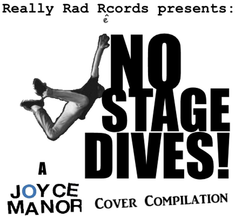 NO STAGE DIVES! (Joyce Manor Cover Comp) | Redscare Media