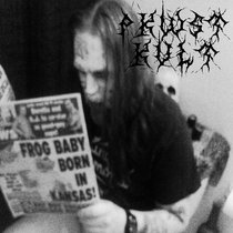 Frog Baby Born in Kansas (Toilet Sessions) cover art