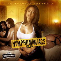 Nymphomaniacs EP cover art