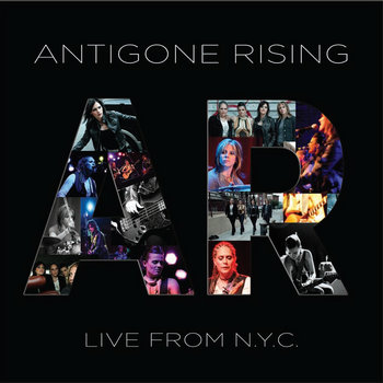 Live From New York City by Antigone Rising