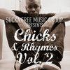 Chicks&Rhymes vol. 2 Cover Art