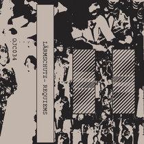 Requiems (OJC recordings, Los Angeles) cover art