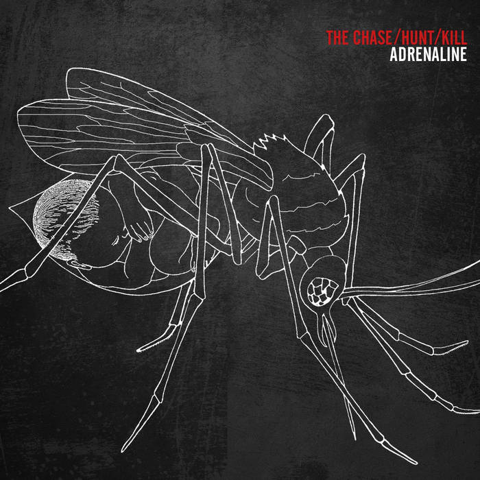 THE CHASE, THE HUNT, THE KILL – Adrenaline