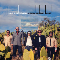 EP 'Time and Space' cover art