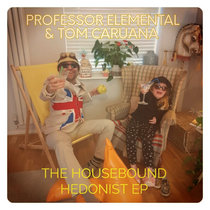 Housebound Hedonist EP cover art