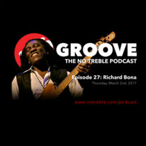 Groove – Episode #27: Richard Bona cover art