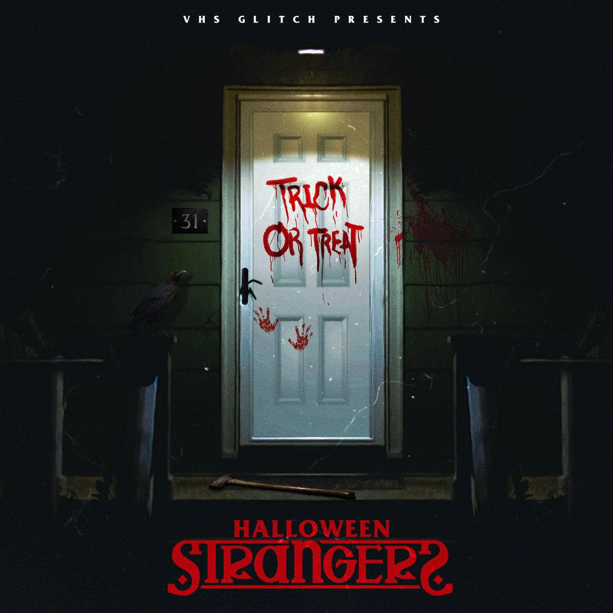 halloween strangers | vhs glitch