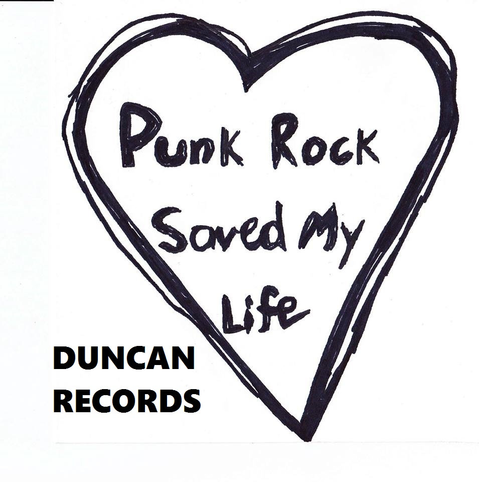 Punk Rock Saved My Life | Duncan Records