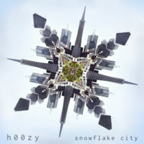 Snowflake City cover art