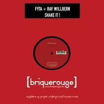 [BR039] : Fyta & Ray Willbern - Shake It ! [2020 Remastered Version] cover art