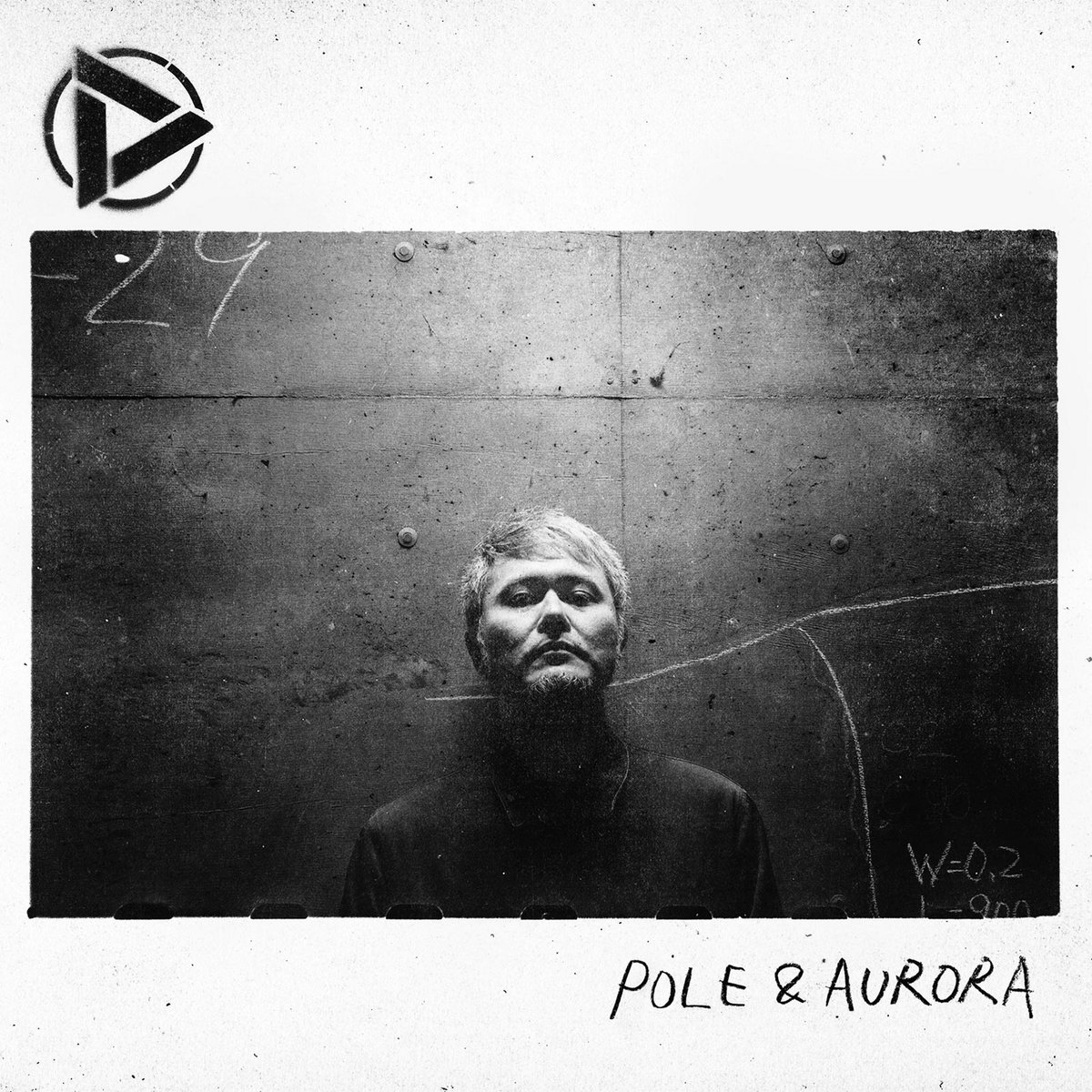 POLE & AURORA | Discharming man | 十三月 / 13th recordds