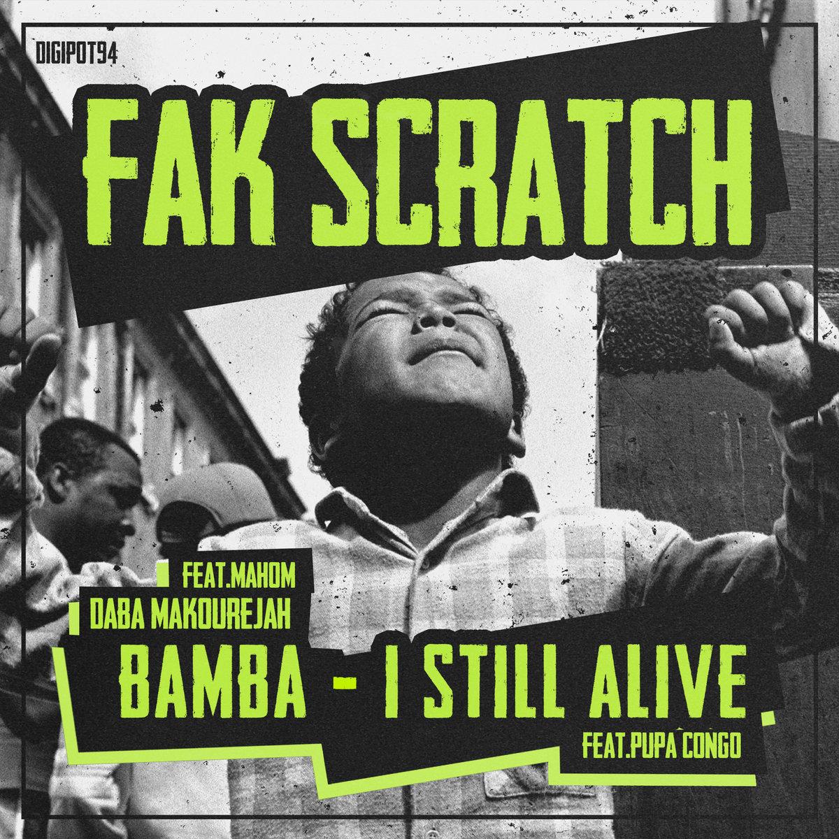 Bamba (Fak Scratch remix) | Daba Makourejah feat. Mahom | Melting Pot  Records