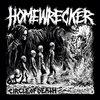 HOMEWRECKER Circle Of Death Cover Art