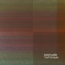 joergmueller - From The Vaults cover art