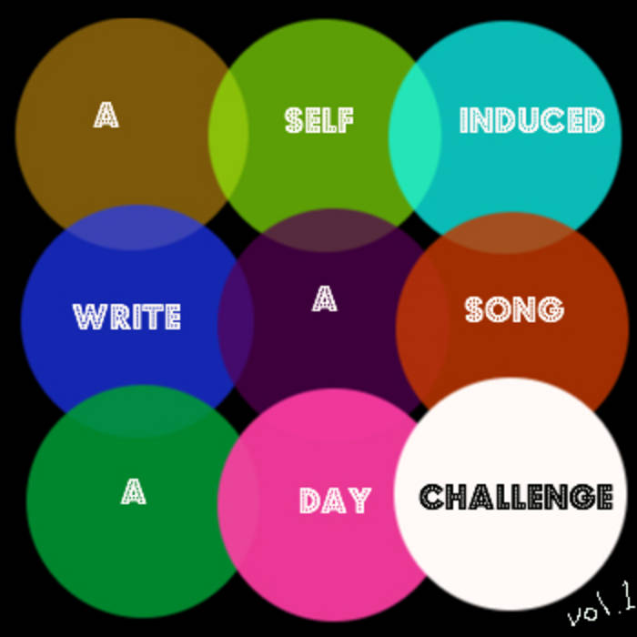 write a song a day