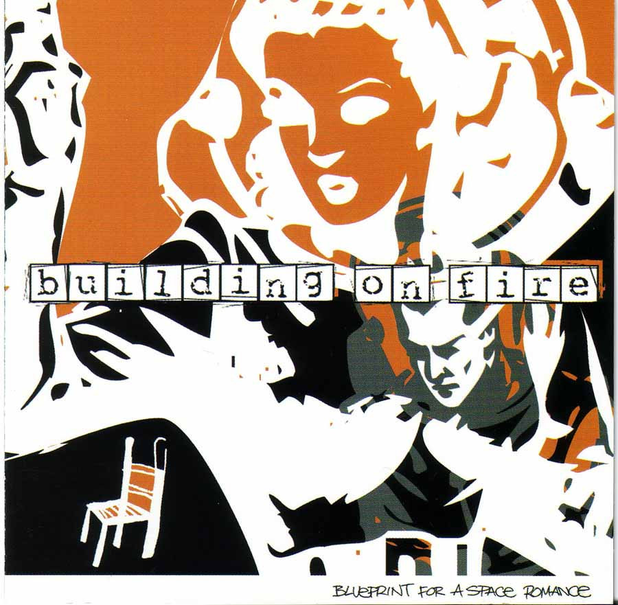 Building on fire blueprint for a space romance hex records by building on fire malvernweather Image collections