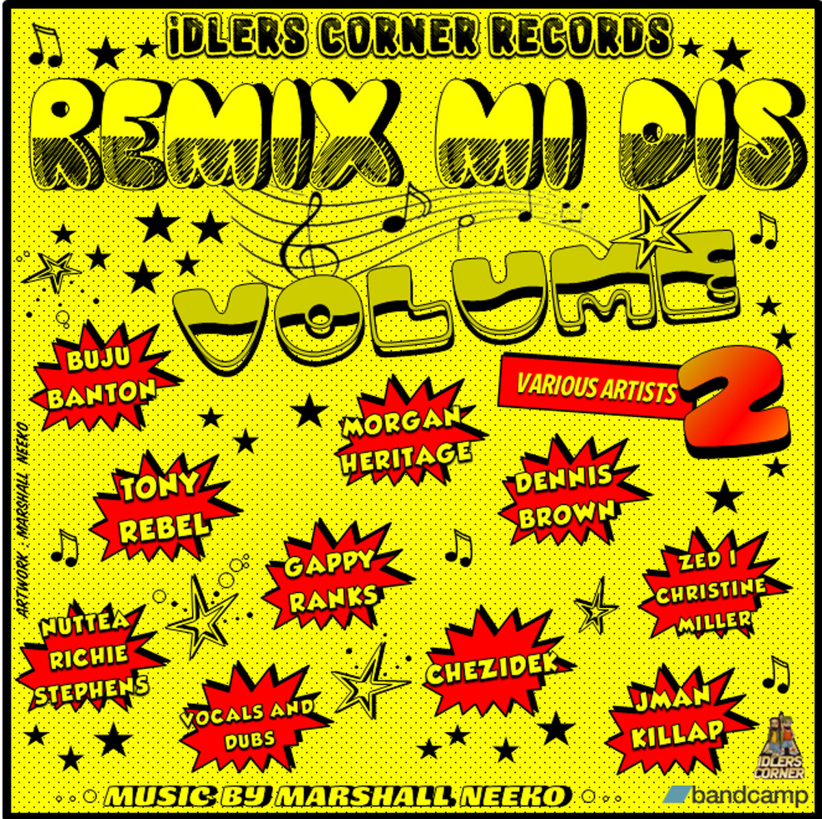 Various Artists - Remix Mi Dis Vol 2 (Free Download) 2019