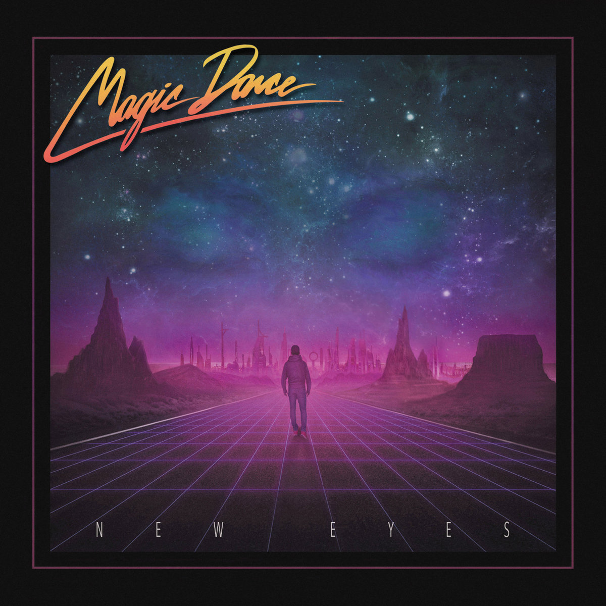 Image result for Magic Dance - New Eyes