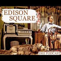 Unbuilt Disneyland - Edison Square cover art