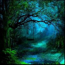 Rainy Woods cover art