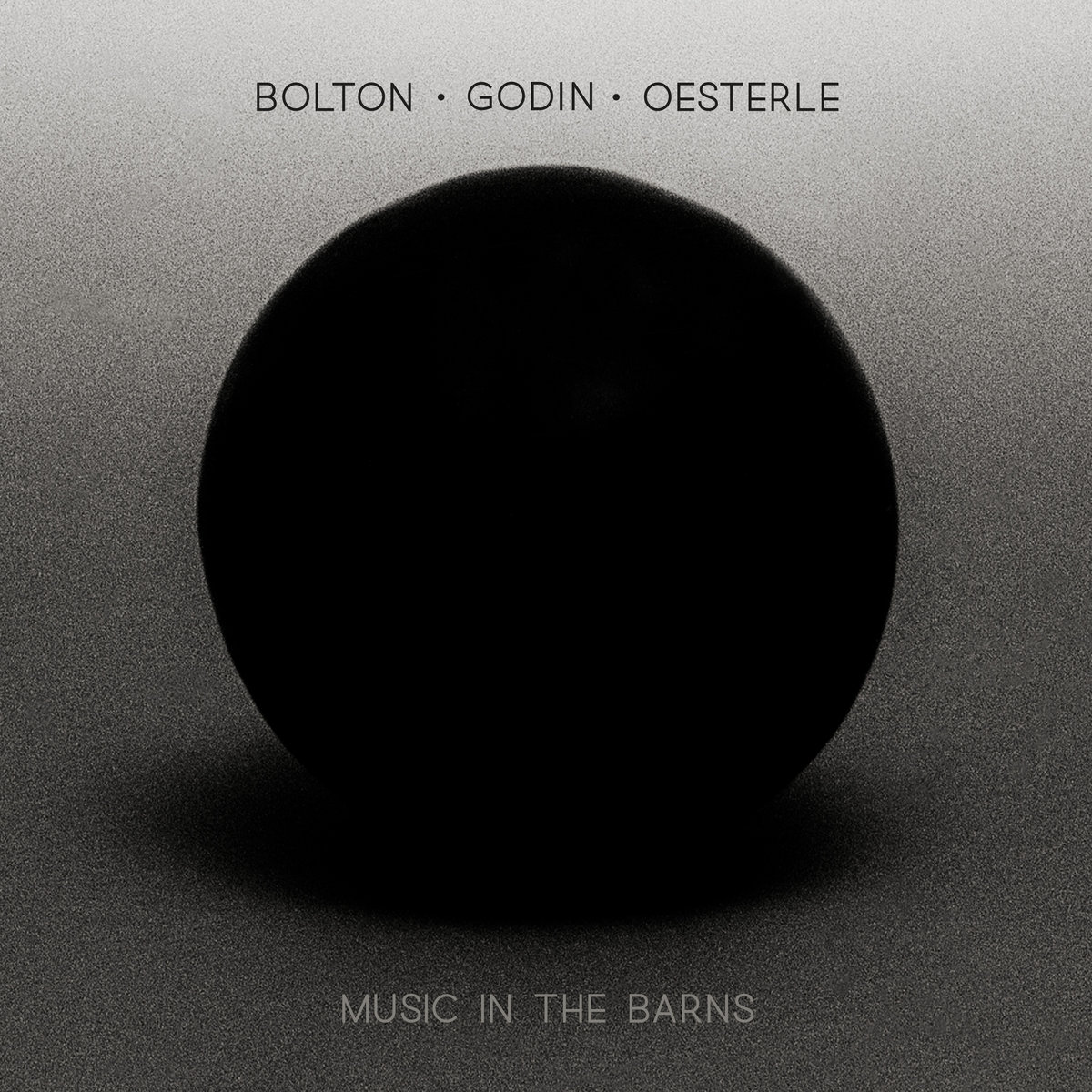 Music in the Barns: Bolton - Godin - Oesterle | New Focus