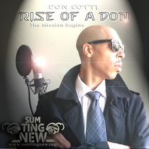 Rise of a Don EP cover art