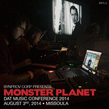 Monster Planet at DAT Festival 2014