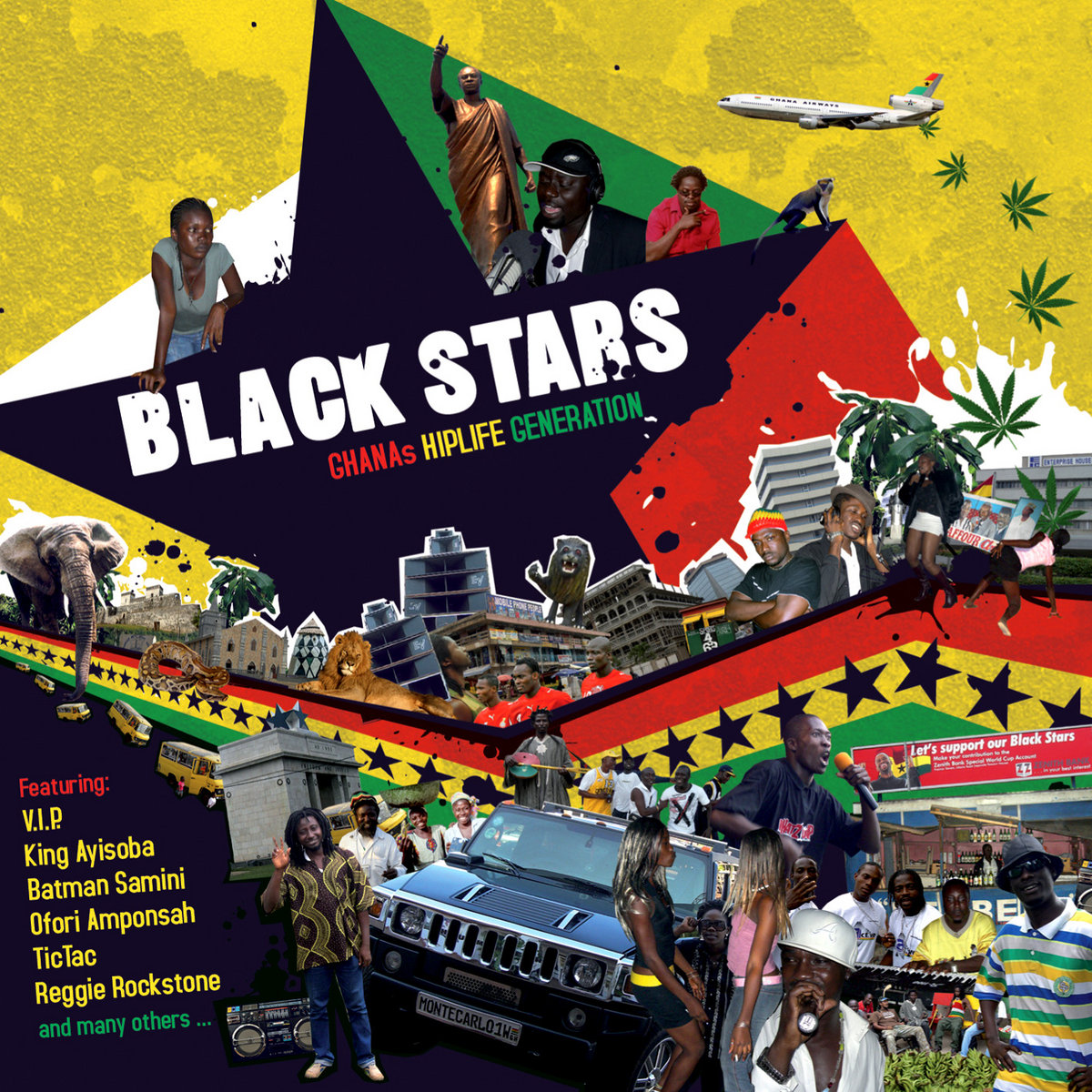 Black Stars - Ghana's Hiplife Generation | Outhere Records