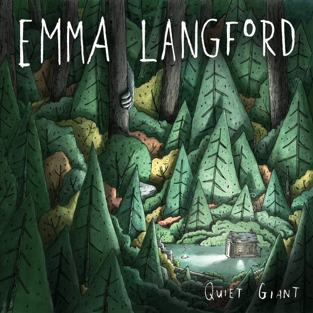 Quiet Giant Emma Langford