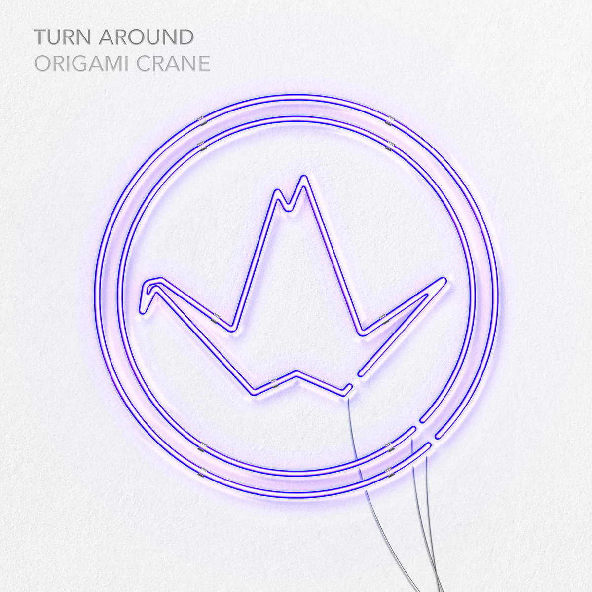 Turn Around by Origami Crane