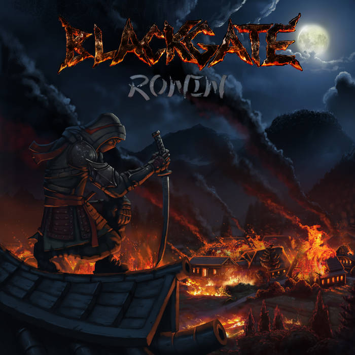 Ronin cover art