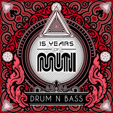 Various - 15 Years Of Muti - Drum & Bass main photo