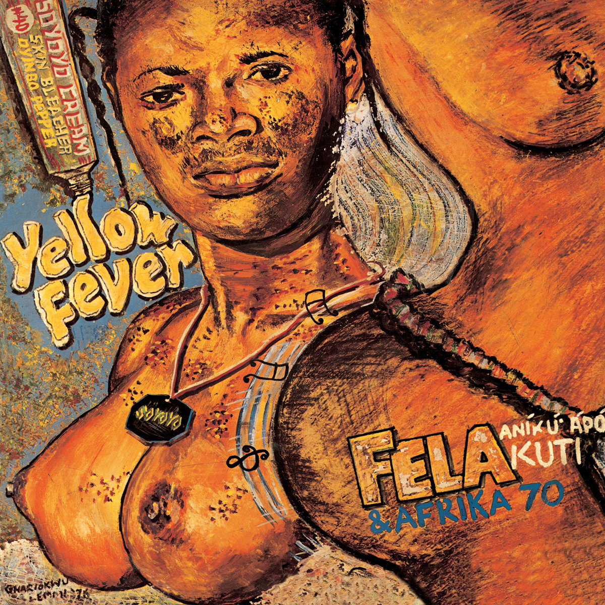 Yellow Fever (1976) | Fela Kuti