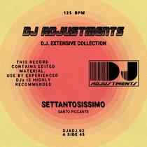 DJ Adjustments #2 cover art