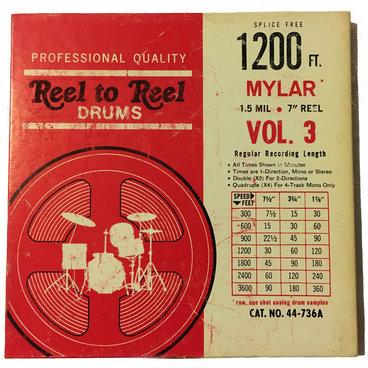Reel to Reel Drums Vol. 3 main photo