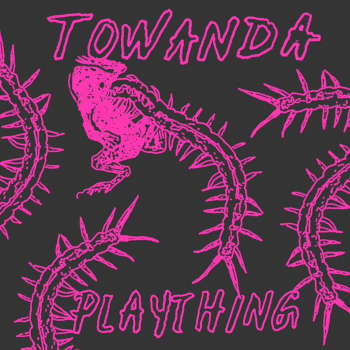 PLAYTHING cover art