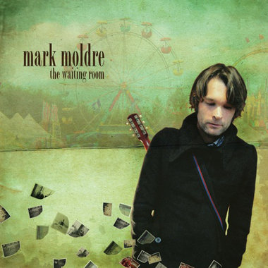 Mark Moldre - The Waiting Room Cover