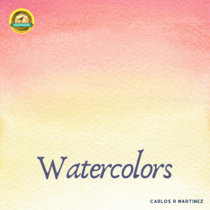 Watercolors cover art
