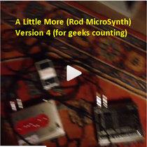 A Little More (Rod MicroSynth) #4 cover art