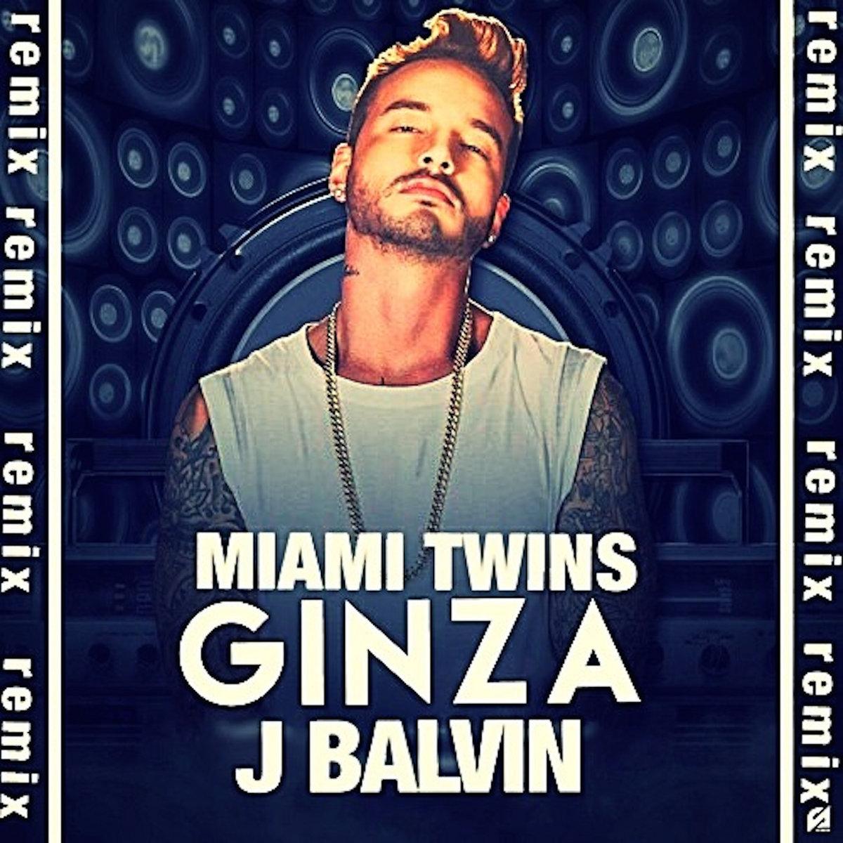 download j balvin ginza