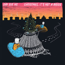 Christmas, It's Not a Biggie cover art