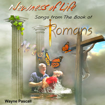 NEW CREATION - Songs From The Book of Romans cover art
