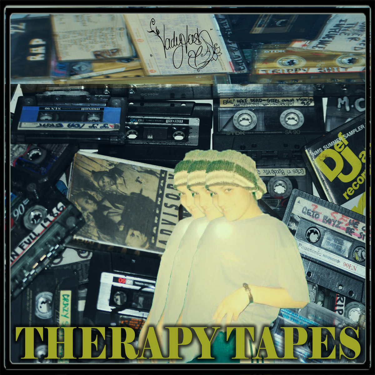 Therapy Tapes | Lady Lash