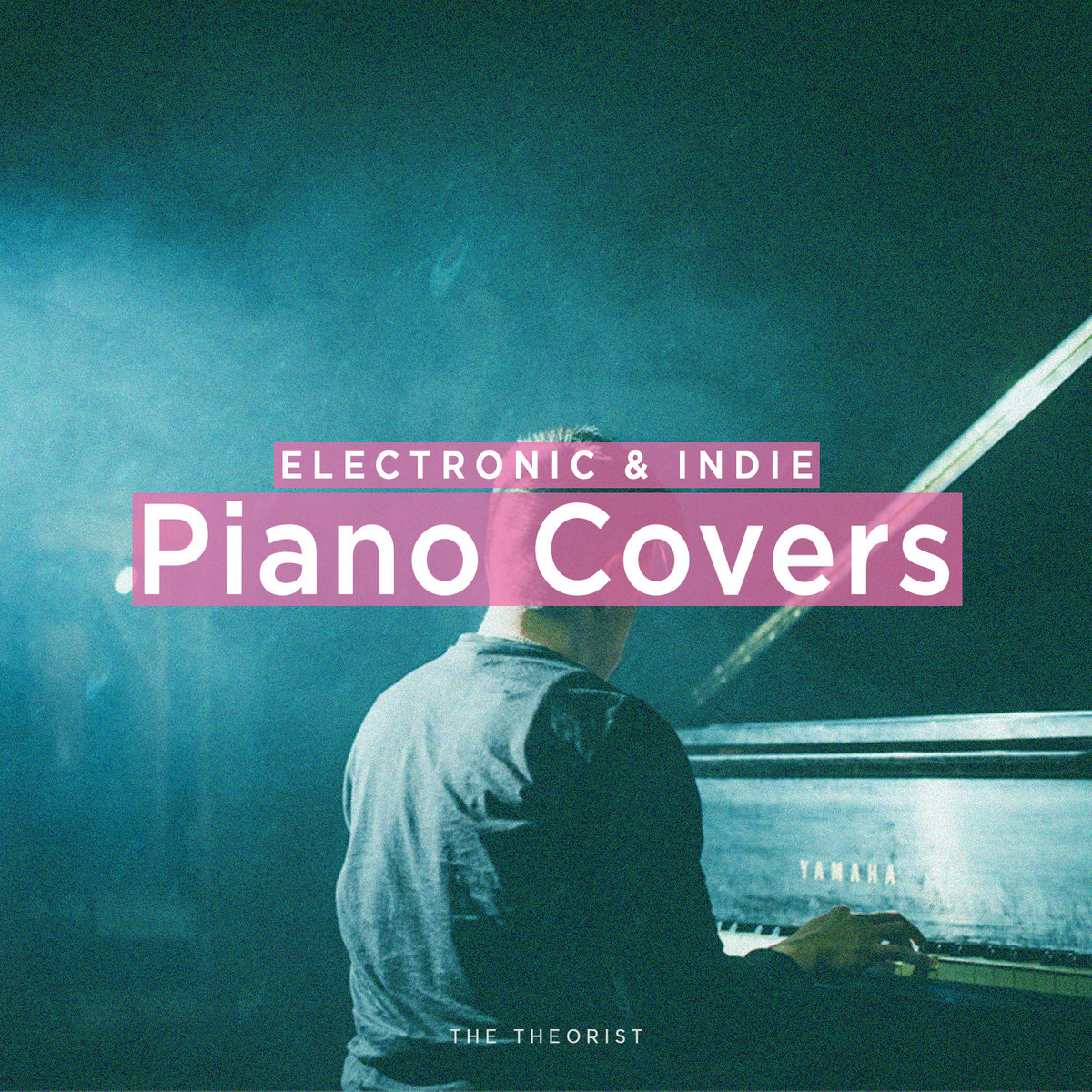 Electronic Indie Piano Covers The Theorist