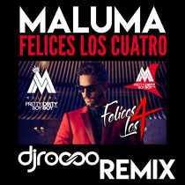 Felices los 4 (Dj Rocco Remix) cover art