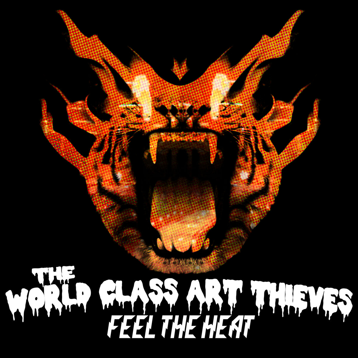 Feel The Heat The World Class Art Thieves