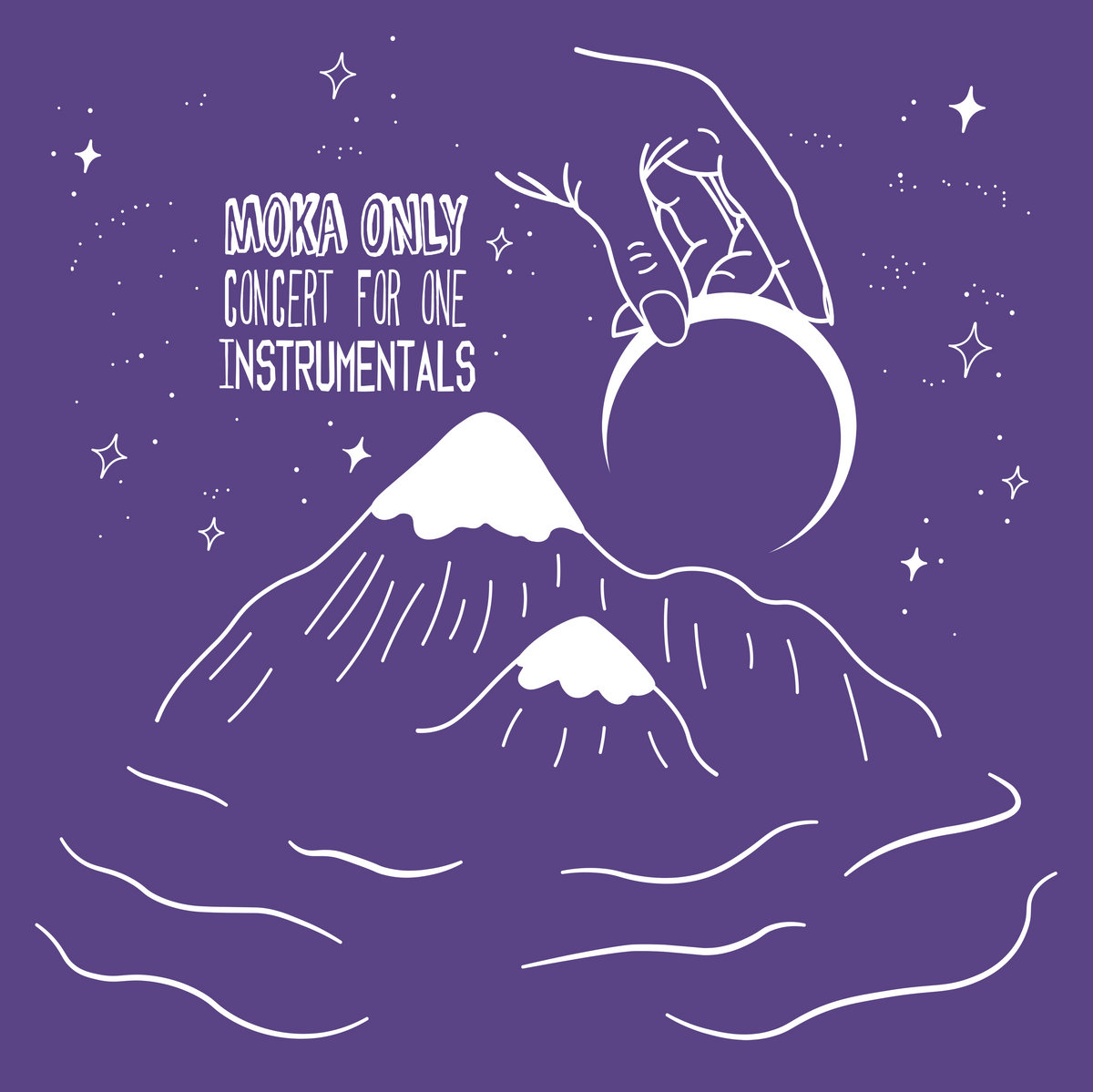 Concert for One (Instrumentals) | Moka Only