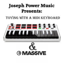 Toying With A Midi Keyboard cover art