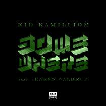 Kid Kamillion - Somewhere EP (MCR-052) cover art