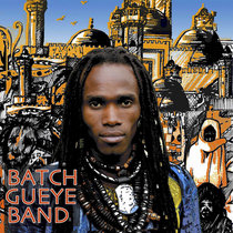 Batch Gueye Band EP cover art